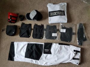Dexters Workwear Review – Decorators' whites