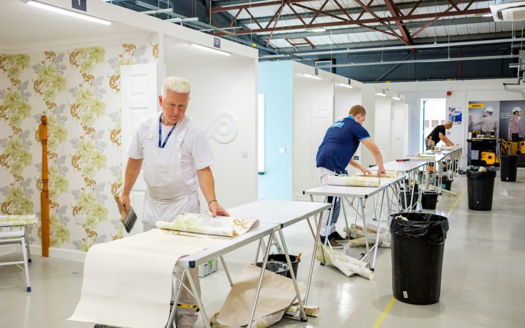 Win money-can't-buy prize in Dulux Academy's ultimate wallpapering challenge