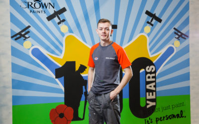 2018 APPRENTICE DECORATOR OF THE YEAR WINNER IS CROWNED