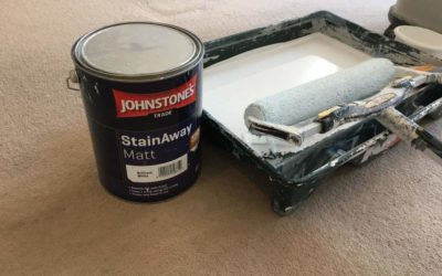 Johnstones StainAway On Water stains
