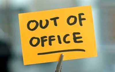 The Best Excuses For Someone To Be Off Work