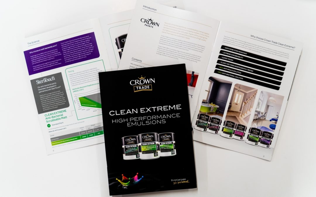Crown's Clean Extreme product performance guide