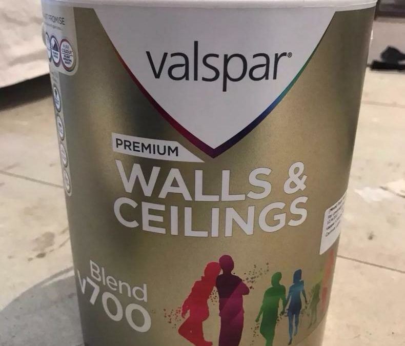 Mini Valspar v700 Emulsion Reviews