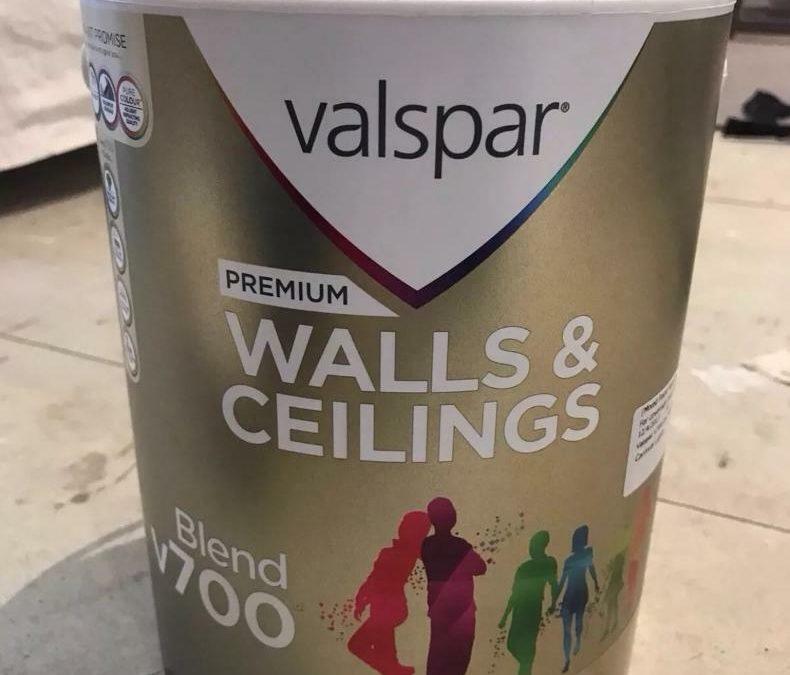 Valspar v700 Emulsion Reviews