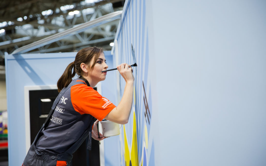 APPRENTICE DECORATOR OF THE YEAR: CROWN CELEBRATES THE BIG 4-0