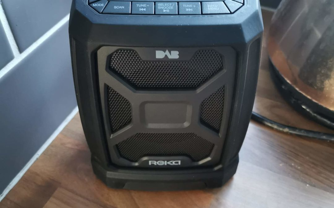 Aldi DAB Radio Review by a Proper Tradesman