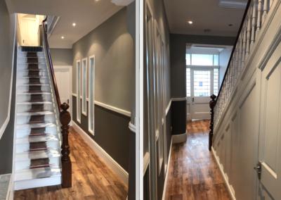 Full Hallway Restoration