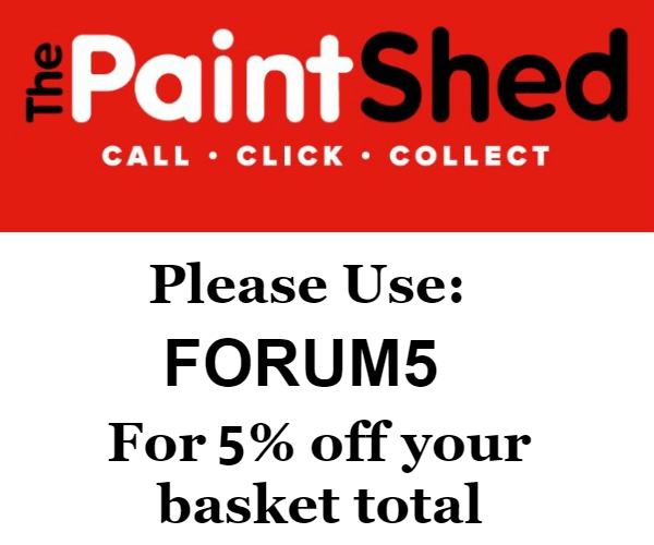 The Paintshed discount code, discounts