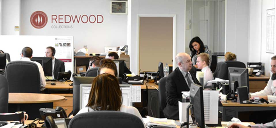 Redwood Collections discount code - specialists in reclaiming unpaid invoice debt