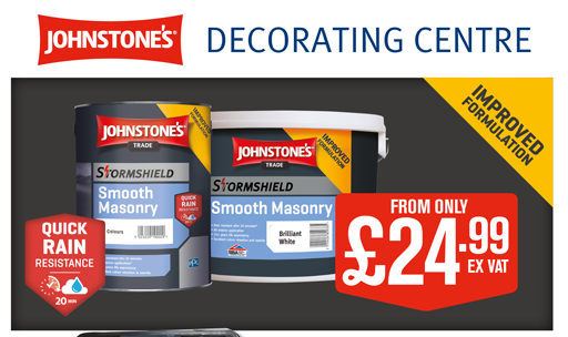 REVEALED: DETAILS OF THE NEXT JOHNSTONE'S DECORATING CENTRES BONANZA SALE