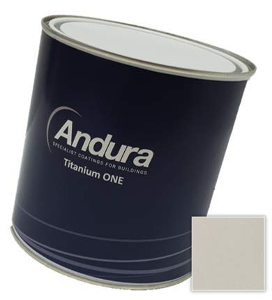 Andura Titanium one Satinwood Review, paint