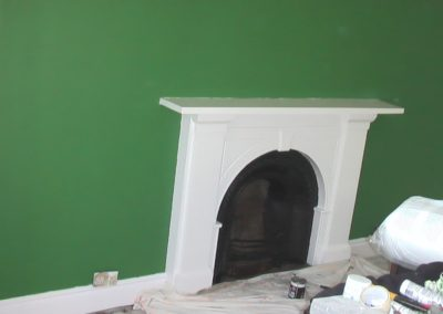 Work Carried Out, decoration