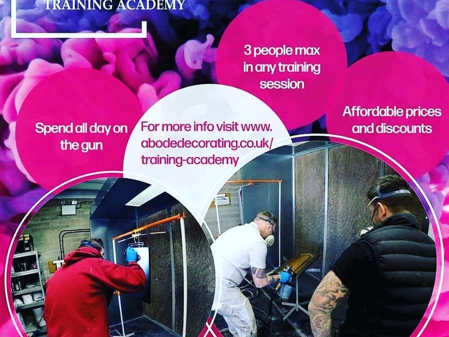 Abode Decorating Training Academy?