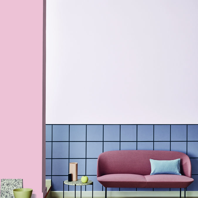 Crown Paints launches 2019's colourful trio trends
