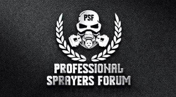 Spraying Makes Sense