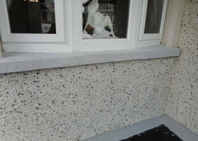 Glitter Walls for outside Projects exterior render