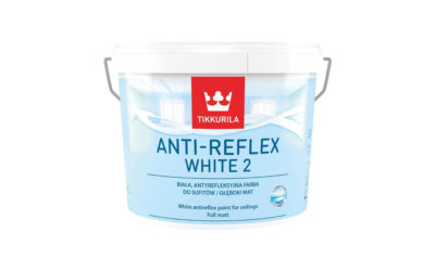 Tikkurila Anti-Reflex 2 Review Mike Cupit