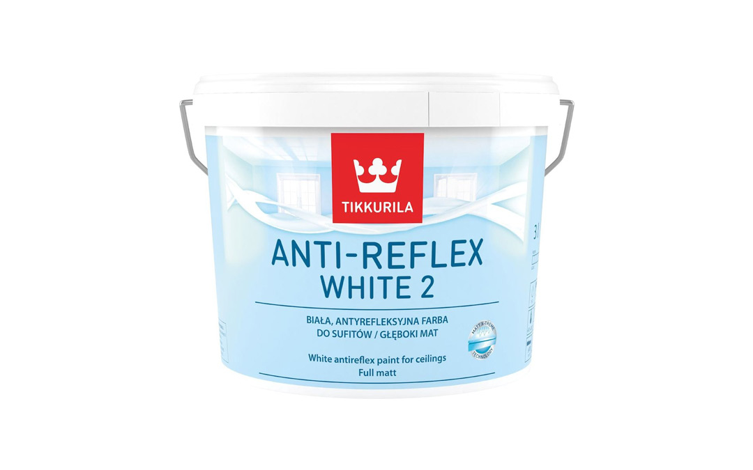 Tikkurila Anti-Reflex 2 Review Mike Cupit