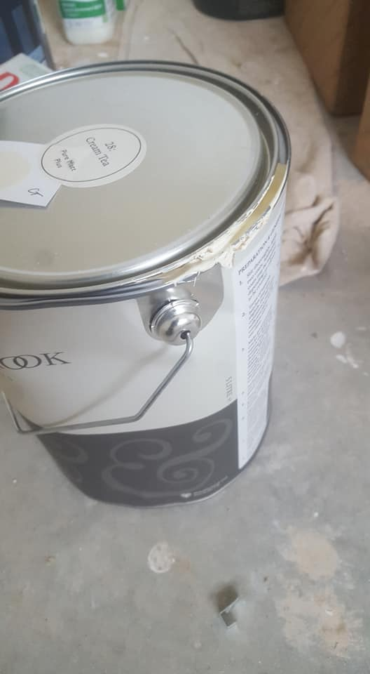 Fenwick and Tilbrook Emulsion Review, paint