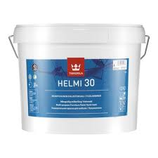 Tikkurila Helmi 30 Review – Waterbased Satin
