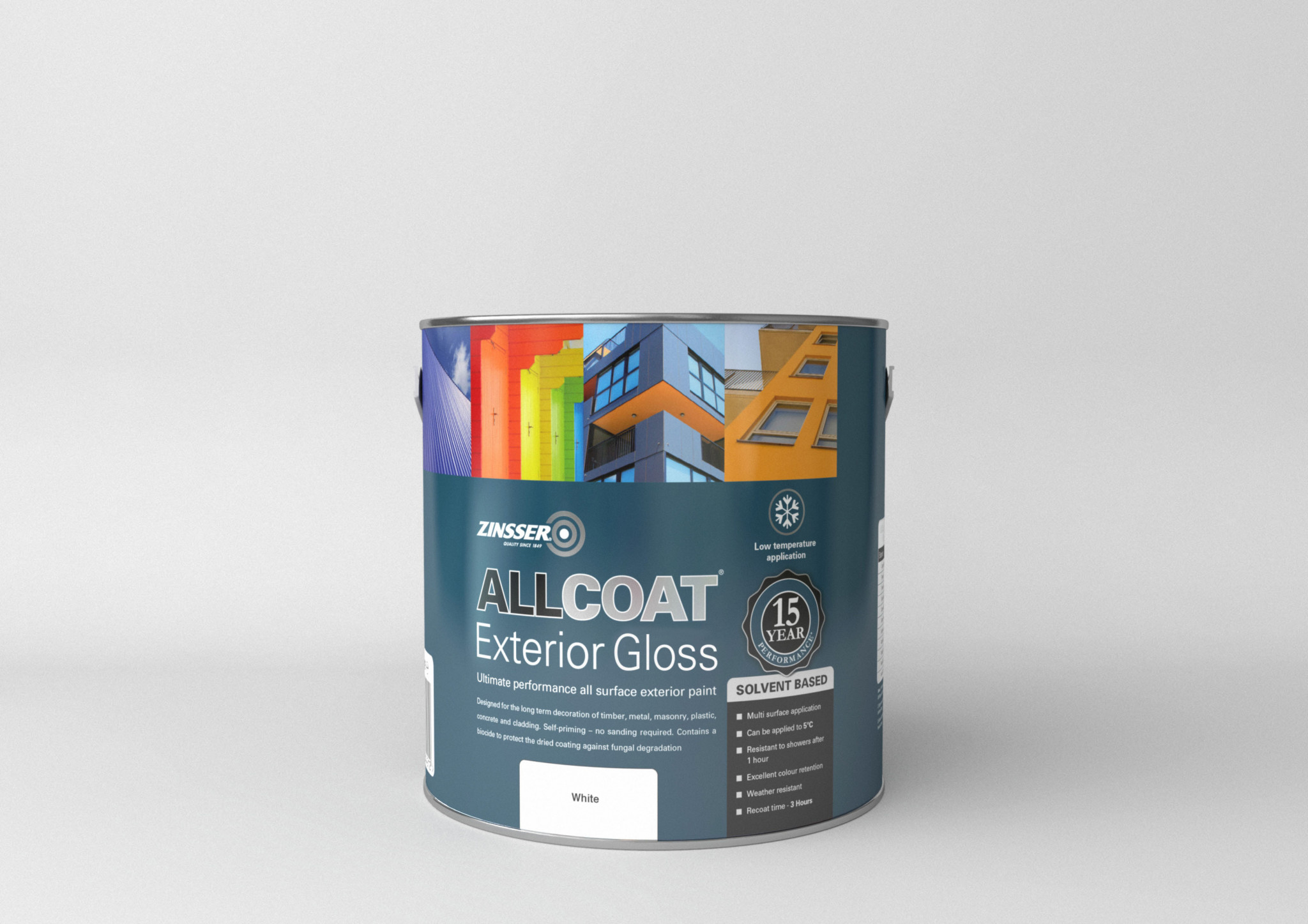 Zinsser perfecting paints and primers, decorating