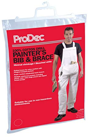 prodec why should a decorator wear white overalls
