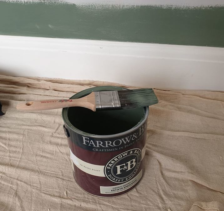 Farrow and Ball modern and estate emulsion review