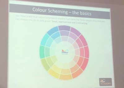 Dulux Academy Design Beautiful Spaces Course Review, paint
