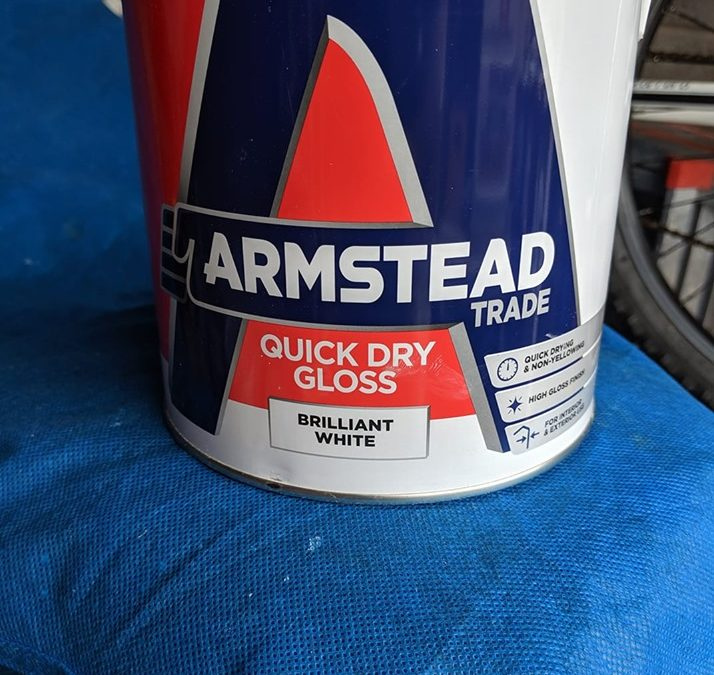 Armstead Quick Dry Gloss Review