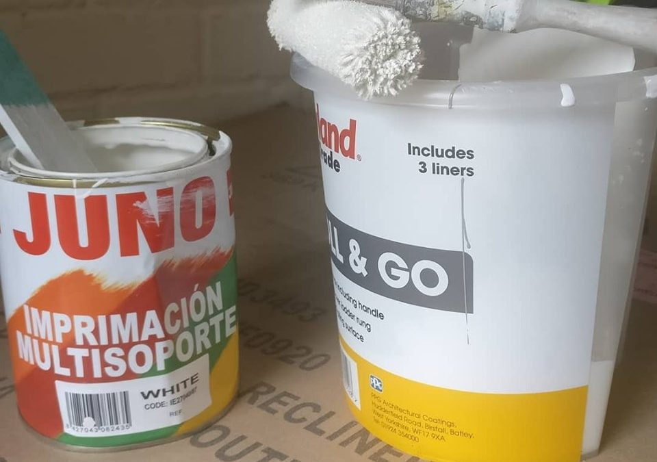 Juno Paints Adhesion Primer Review