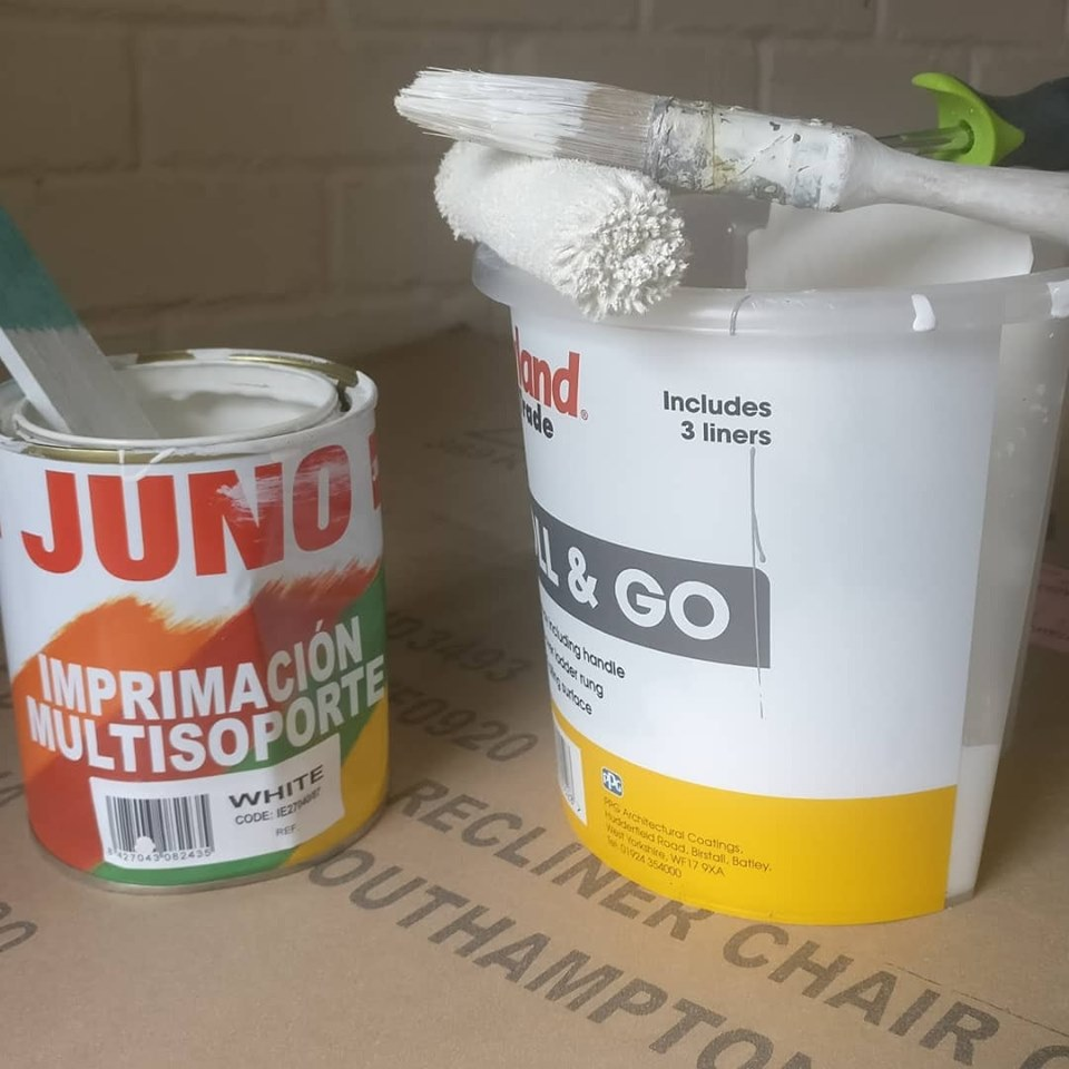 Juno Paints Adhesion Primer Review, paint