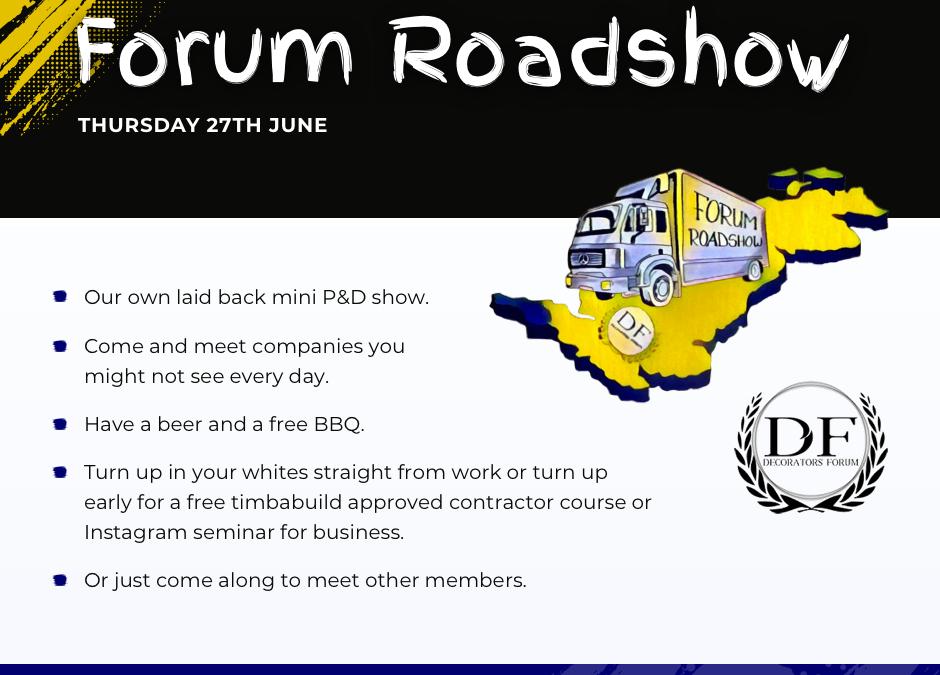 The Decorators Forum Roadshow