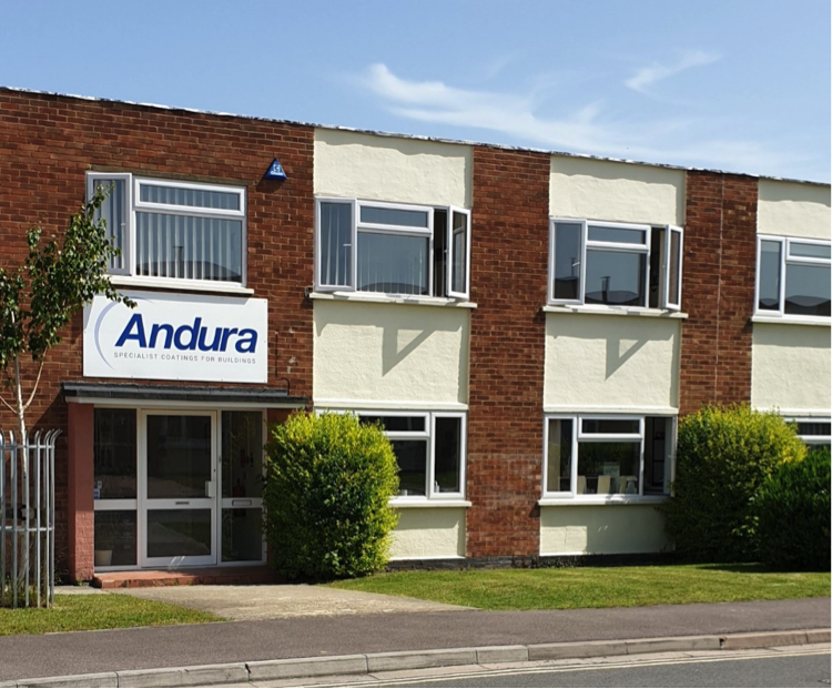 Welcome to Andura, painting