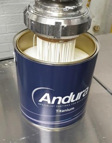 Andura Titanium One Satin review
