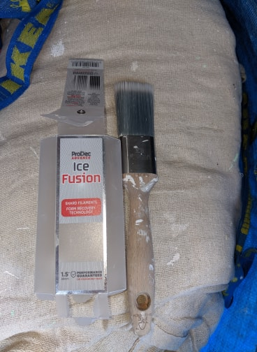 ProDec Ice Fusion brush review by Daniel Wilson
