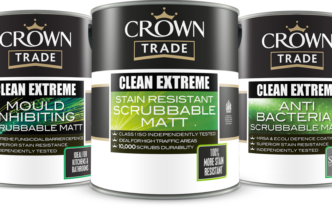 Crown Trade Takes Clean to the Extreme