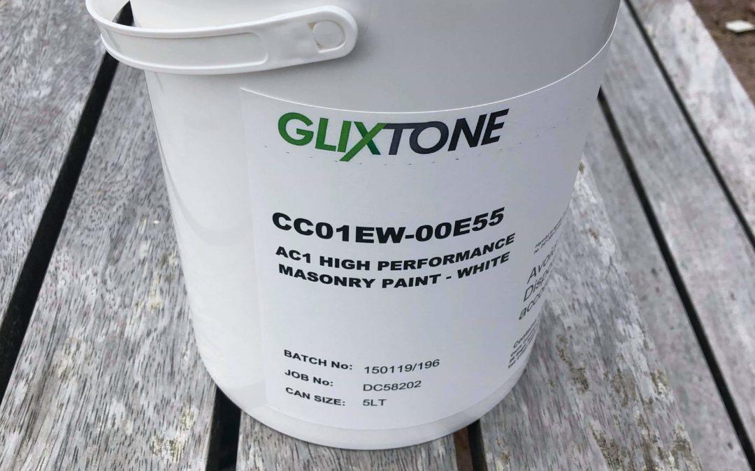 Glixtone AC-1 High Performance masonry Review