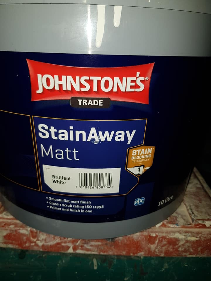 Johnstone's Trade StainAway Review