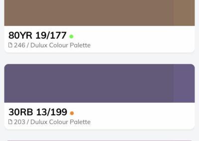 Dulux Trade Colour Sensor Review, app