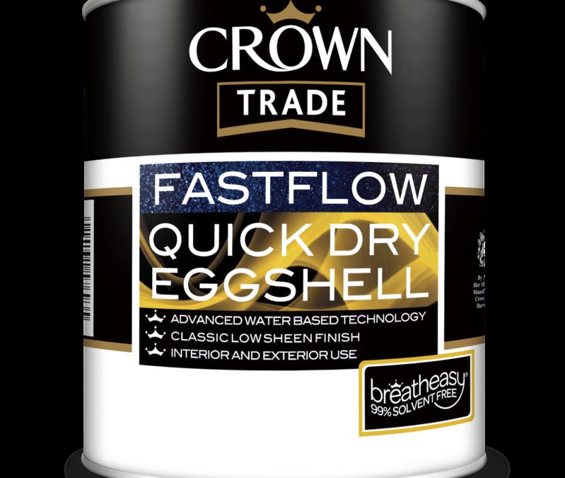 Crown Trade Fastflow Eggshell