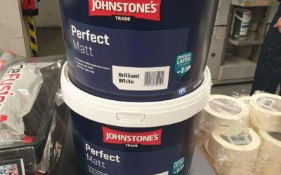Johnstone's Perfect Matt White Review