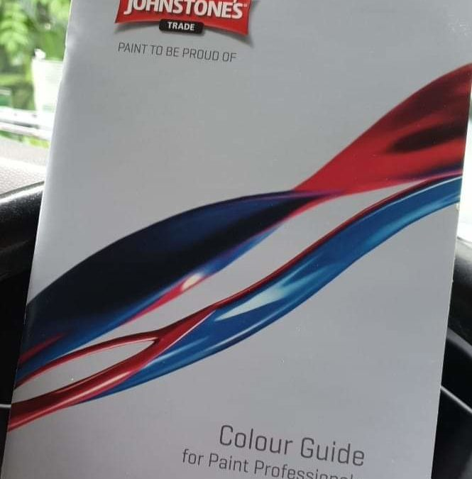 Johnstone's Trade Paint Review by Mike Cupit
