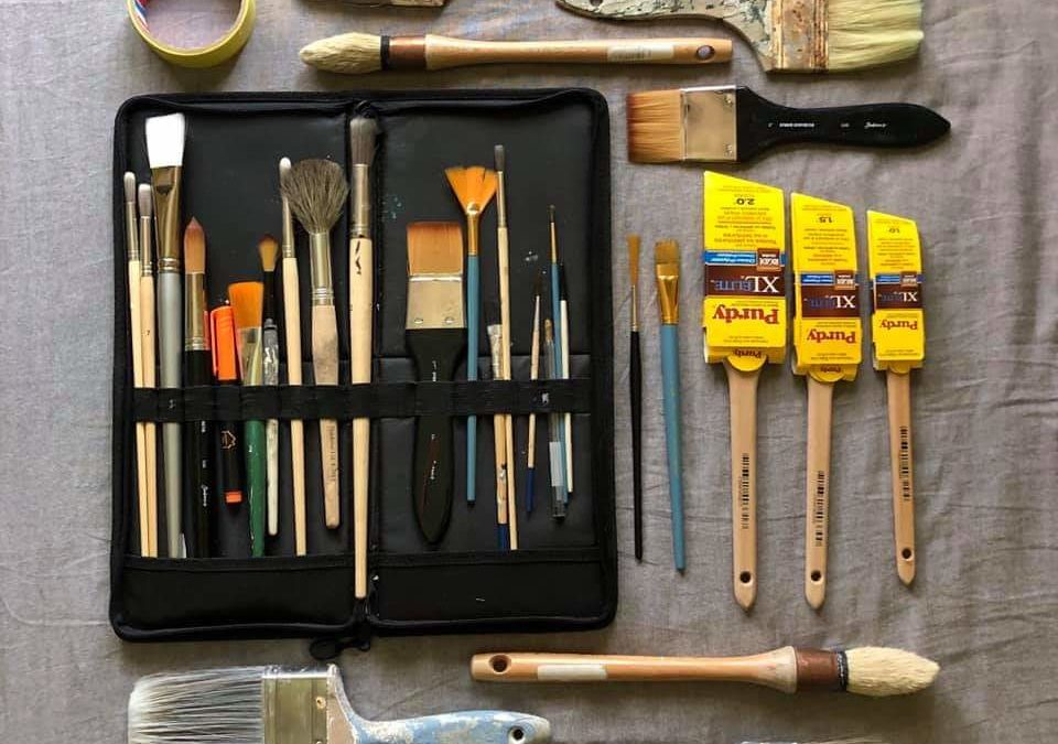 The Best Paintbrushes for Emulsion in the World