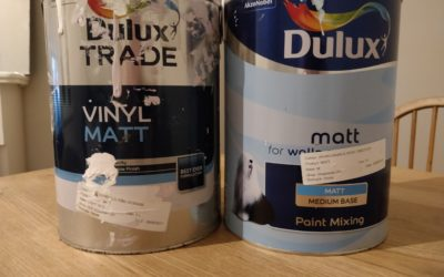 Retail Paint or Trade Paint – What is the Difference?