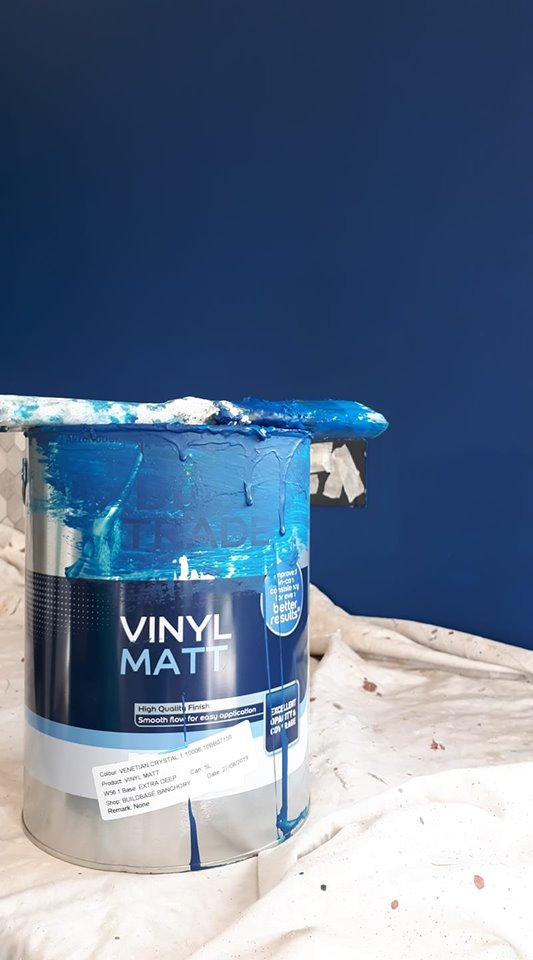 Armstead Vs Dulux Trade Paint