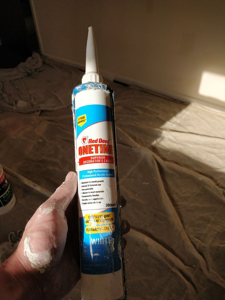 OneTime - Interior and Exterior Caulk Review Mike Cupit