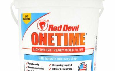 Red Devil Onetime Review – Lightweight Filler