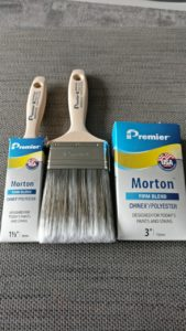 the best paintbrushes in the world, Premier