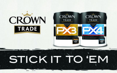 Crown Trade's New Primer Range