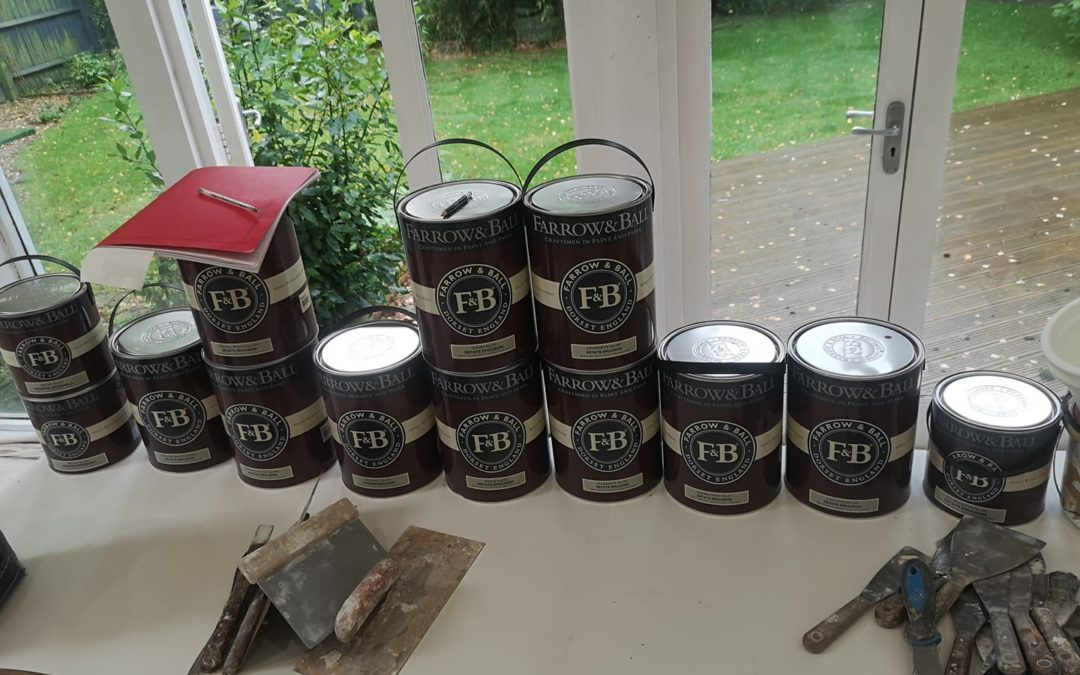Farrow & Ball Estate Emulsion Review